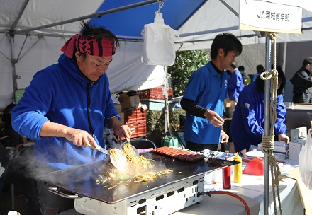 第27回 JA夢咲菊川地区フェスティバルの写真