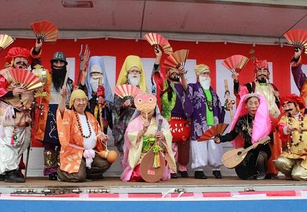 第27回 JA夢咲小笠地区フェスティバルの写真