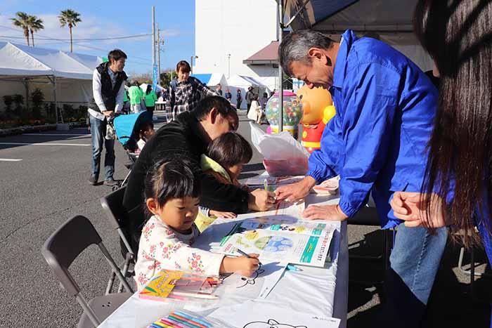 第28回JA夢咲浜岡フェスティバルの写真
