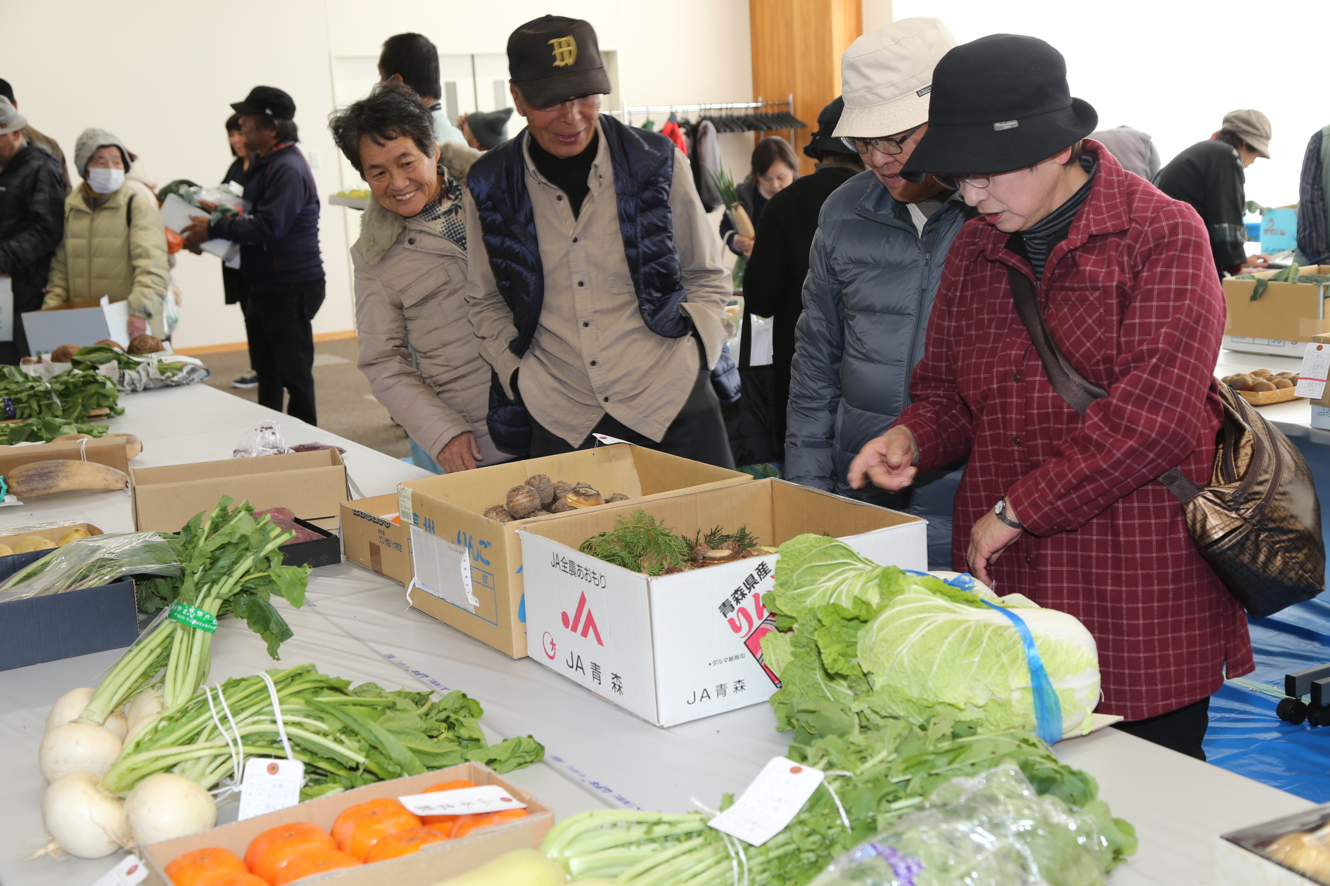 掛川農業祭の写真