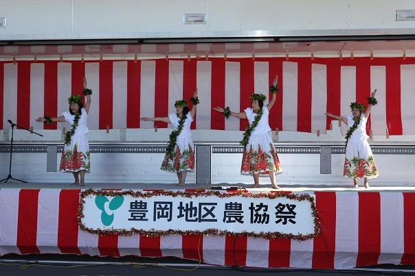 豊岡地区農協祭