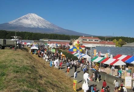 JA御殿場 第42回農協祭の写真