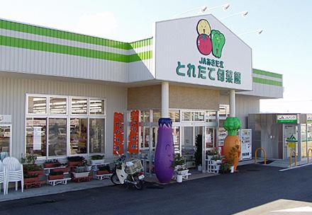 JAグリーン中央店(とれたて旬菜館)