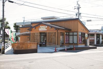 ファーマーズマーケット中川店の写真