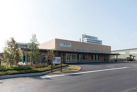 花木流通センター(新鮮ぐんまみのり館)の写真
