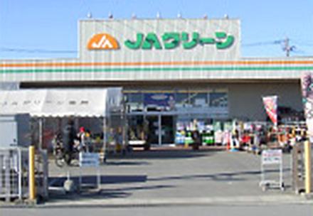 JAグリーン農産物直売所の写真