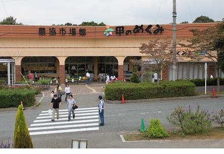 農協市場館 六甲のめぐみの写真