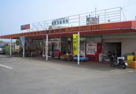 瓜連直売所の写真