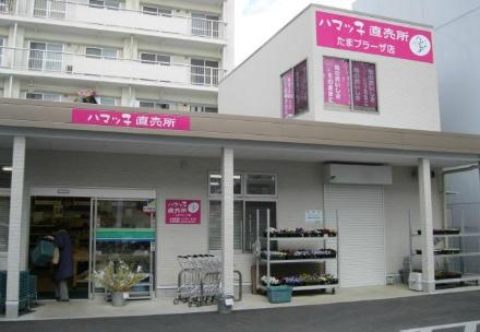 「ハマッ子」直売所 たまプラーザ店の写真
