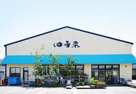 四季菜 内部店
