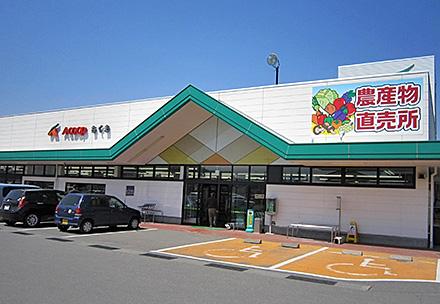 A・コープちくま店地物生産者直売所の写真