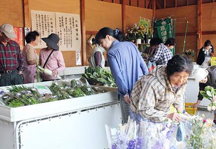 寺泊農産物直売所 法崎店の写真