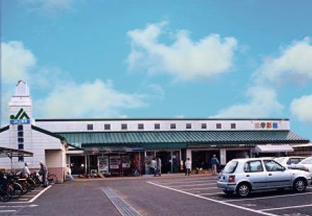 四季彩館農産物直売所の写真