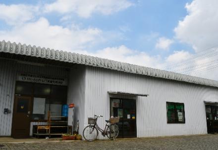 山口農産物直売所の写真