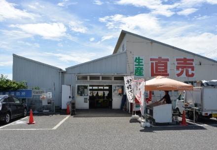 高萩南農産物直売所の写真