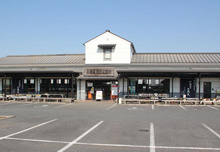 川島直売所の写真