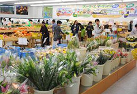 ファーマーズマーケット東店の写真