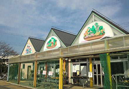 羽村市農産物直売所の写真