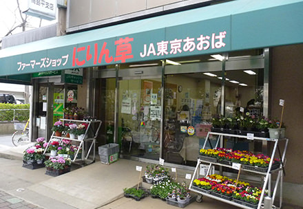 ファ-マ-ズショップ「にりん草」の写真