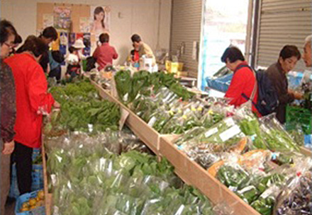 直売所「菜さい来んさい!」三田川店の写真