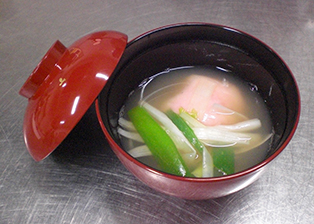 石川県「お雑煮」JA松任女性の会
