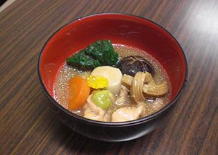 石川県「治部煮」JA松任 女性の会