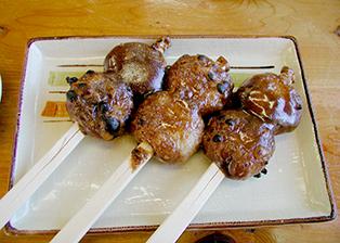 長野県「五平餅(御幣餅)」JA長野県女性協議会