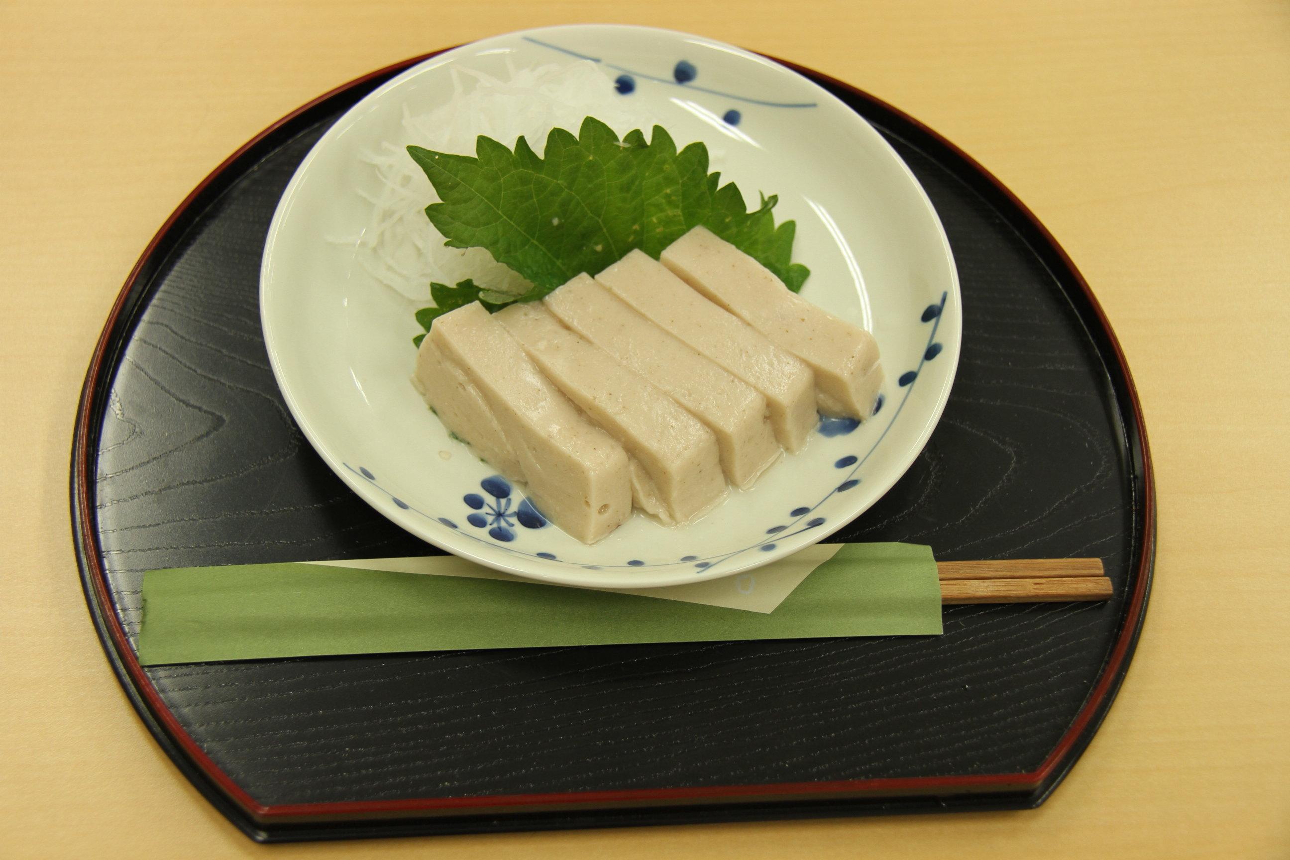 岩手県「くるみ豆腐」JA江刺女性部