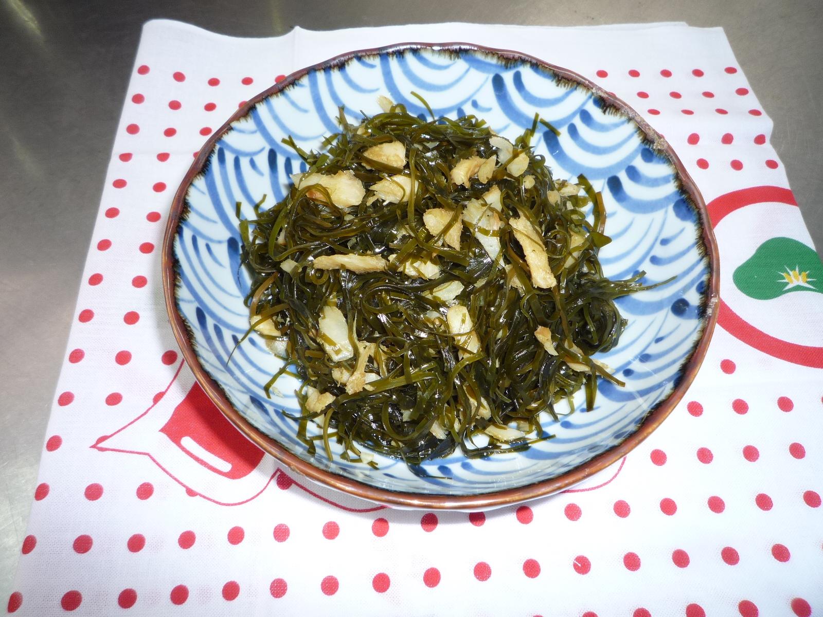 長崎県「昆布とタラの煮物」JAながさき県央