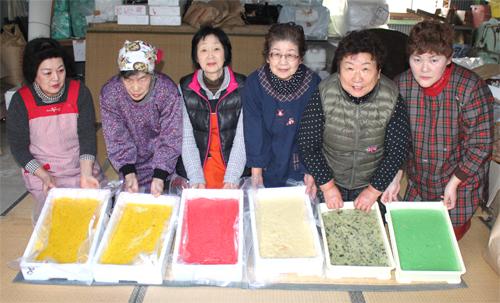 三重県「あられ」JA一志東部女性部