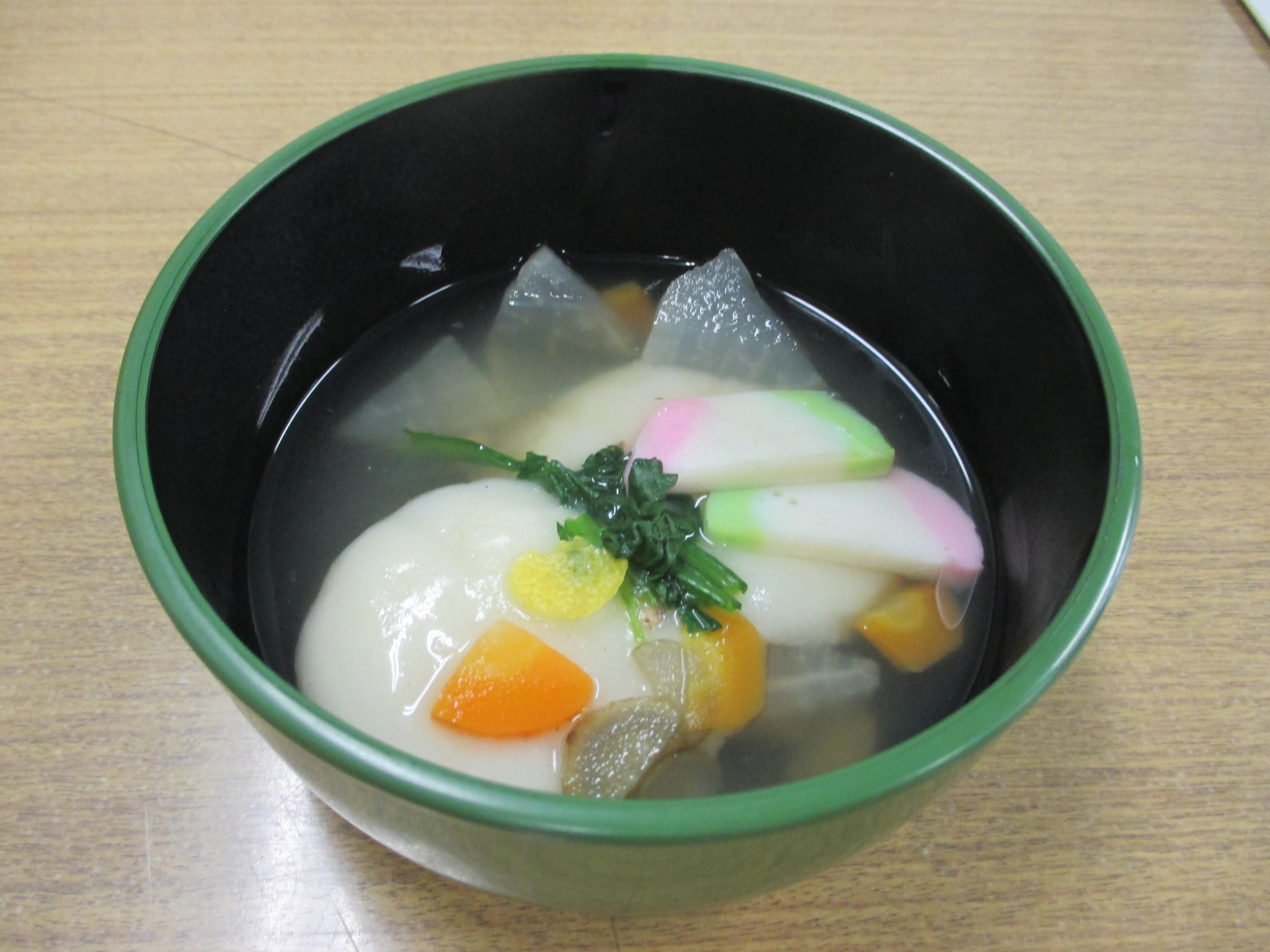 佐賀県「雑煮」JA佐賀市中央女性部