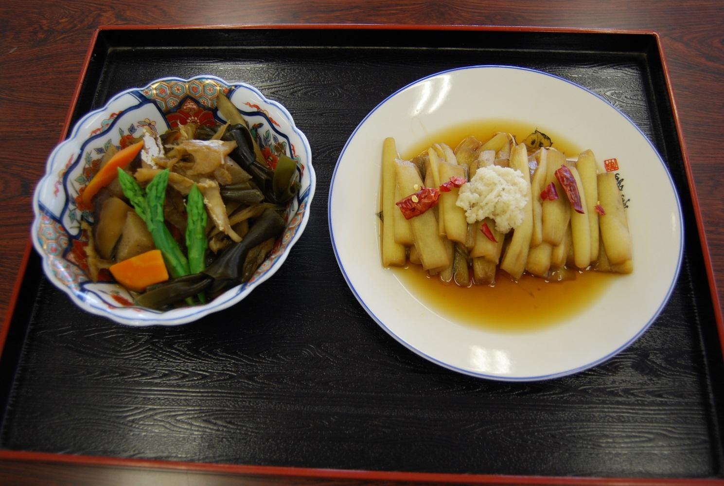 佐賀県「いもじ酢もの」JAさが神埼地区女性部