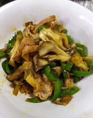 茸 炒め 舞 豚肉 小松菜と豚肉の炒め物 レシピ・作り方