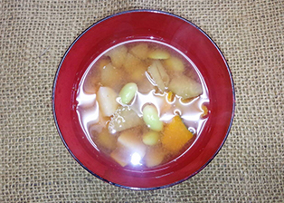 三重県「お盆に頂く味噌汁」JAいがほくぶ女性組織連絡協議会