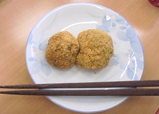 石川県「おはぎ」JA加賀女性部
