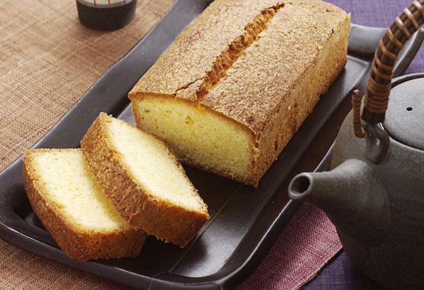 ジンジャーのカラダあったかケーキ
