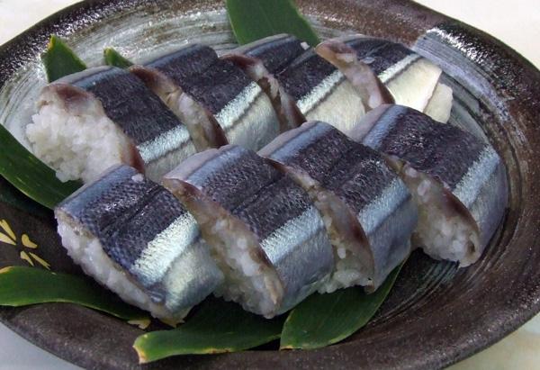 和歌山県「 さんま寿司」JA紀南女性会