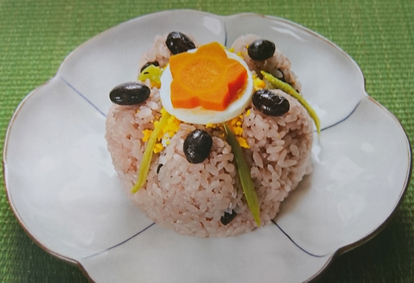 滋賀県「黒豆寿司」JAしが女性協議会