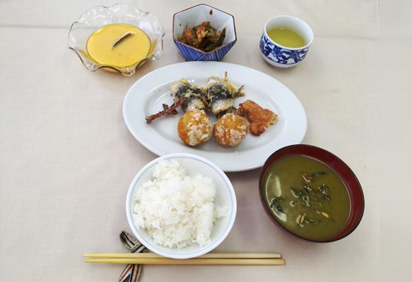 三重県「南瓜すり流し汁」JA一志東部女性部