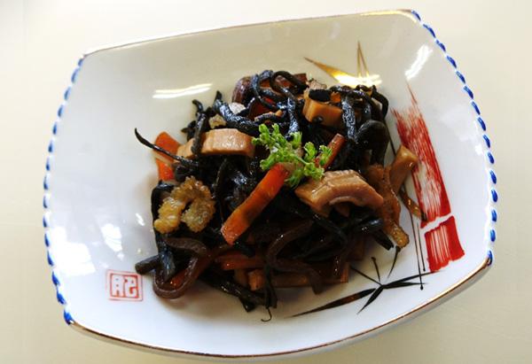佐賀県「干しぜんまいと筍の煮もの」JAさが みどり地区女性部