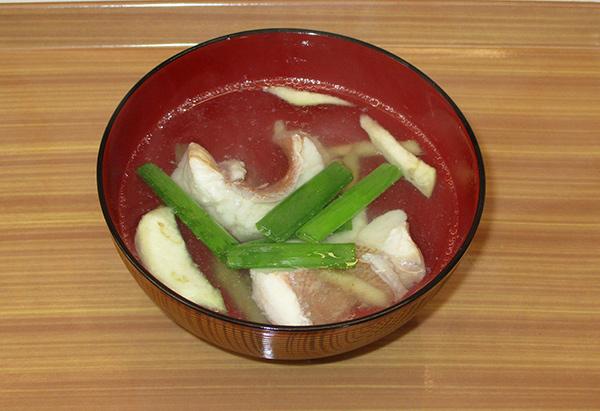 青森県「赤魚のしら煮」つがるにしきた農協女性部