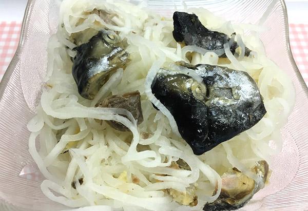 富山県「煮なます」JAみな穂
