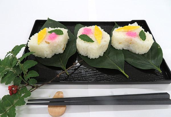 島根県「押し寿司」JAしまね島根おおち女性部