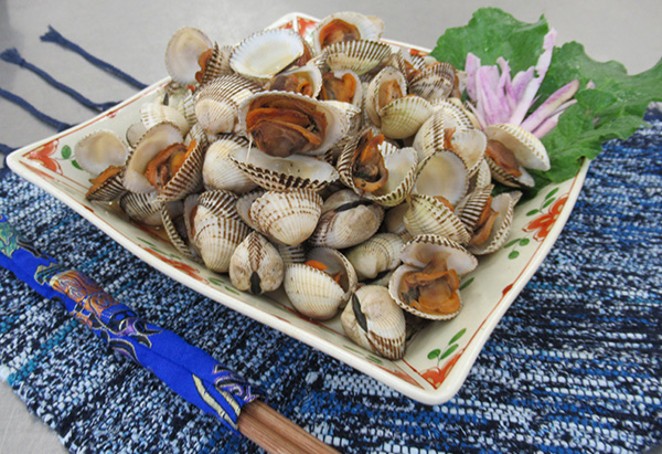 島根県「おせち料理 赤貝の含め煮」JAしまね出雲女性部