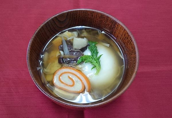 石川県「雑煮」JAすずし 女性部
