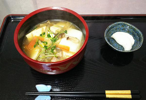 岩手県「お雑煮」JA新いわて女性部 北部支部
