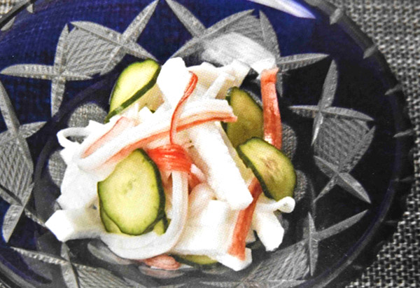 滋賀県「やまいもの酢の物」JAしが女性協議会