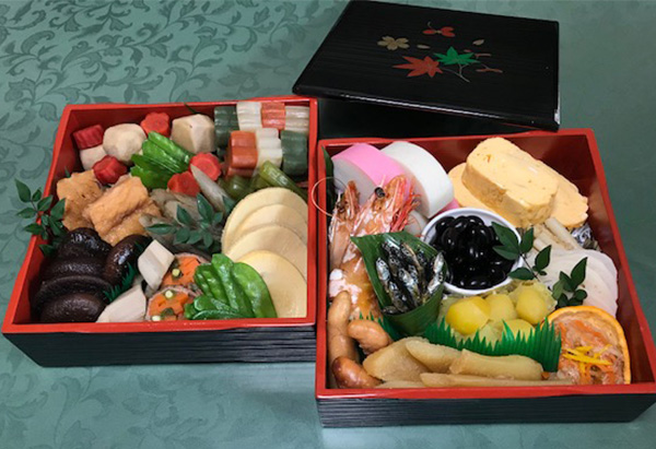京都府「おせち料理 黒豆」JA京都市 女性部