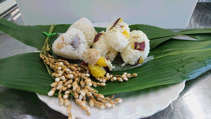 静岡県「さつま芋ご飯」JA静岡市瀬名女性部