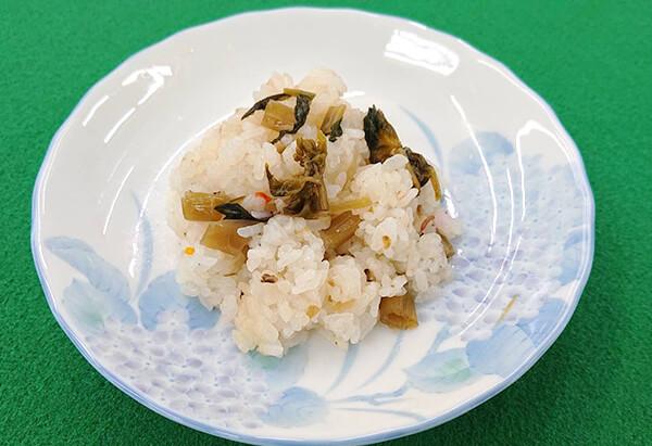 島根県「 花わさびバラ寿司」JAしまね西いわみ女性部